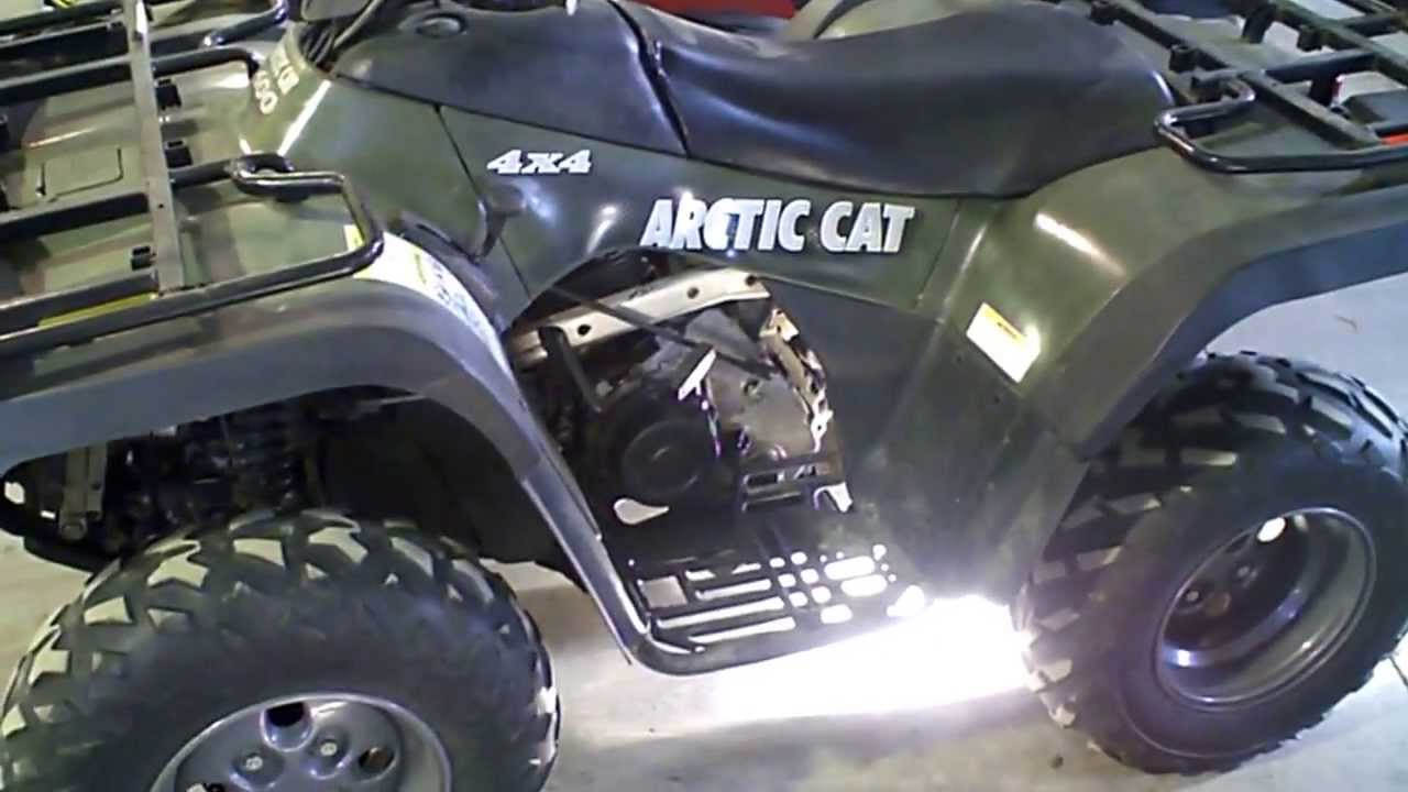 Arctic Cat Atv All Models Workshop Service Repair