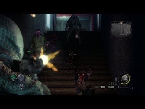 Resident Evil Operation Raccoon City Gameplay HD