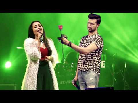 Download Lagu  NEHA Kakkar & ATIF Aslam DIL DIYAN GALLAN ❤️ OMG WOW 1st Time ❤️ Last Night 2018 Mp3 Free