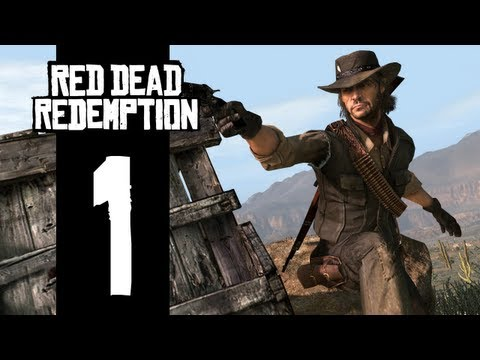 Beef Plays Red Dead Redemption - EP01 - Sorry PETA