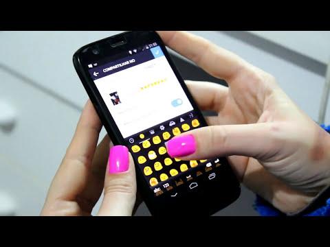 APP | Como colocar emoticons no Instagram em Android