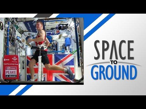 Space to Ground: Space Marathon: 04/29/2016