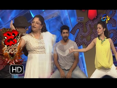 Dhee Jodi - Intro – 17th August  2016 – ETV Telugu thumbnail