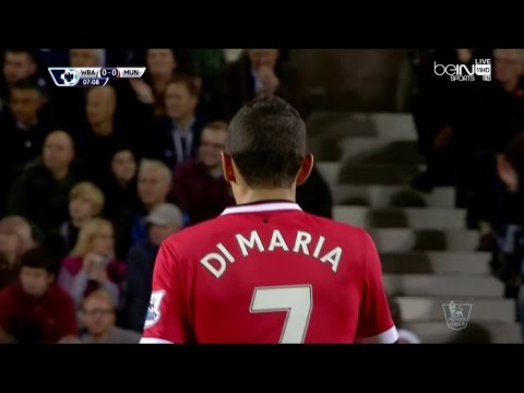 Angel di Maria vs West Bromwich Albion (A) 14/15 HD 720p byLeo_Messi HD