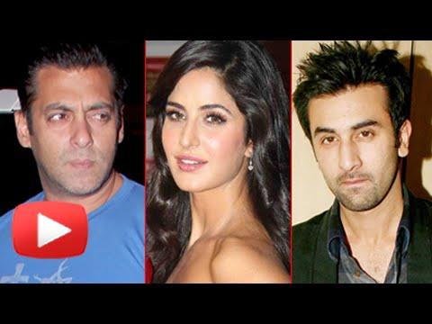 Ranbir Kapoor, Katrina Kaif Avoid Salman Khan | Aamir Khan Birthday Bash