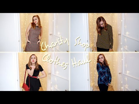 Clothes I've Bought in Charity Shops | Hannah Witton