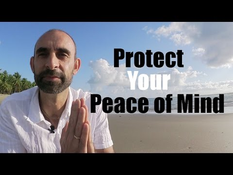 Protect Your Peace of Mind