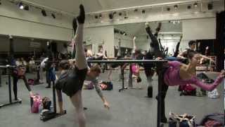 Royal Ballet Daily Class (complete video) Royal Ballet LIVE