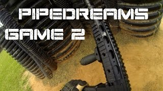 MagFed Paintball: OFF Limits Paintball- Pipedreams Game 2