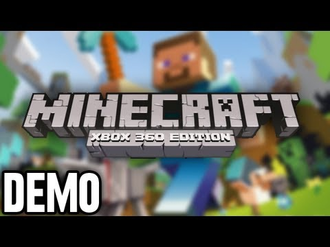 Minecraft Xbox 360 Edition - Demo Fridays