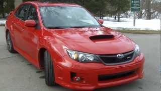 2011 Subaru WRX Limited Sedan - Monaco Motorcars Inc.