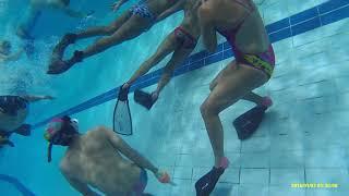 Underwater Hockey - JUHC Mixed Div