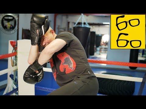 Как не моргать при ударах? Как начать свою атаку? Советы начинающим боксерам от Николая Талалакина