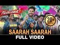 Saarah Saarah - Full Video | Sivalinga | Raghava Lawrencce & Ritika Singh | S. S. Thaman