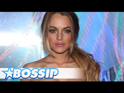 Lindsay Lohan List Of 36 Hollywood Men Shes Had Sex With