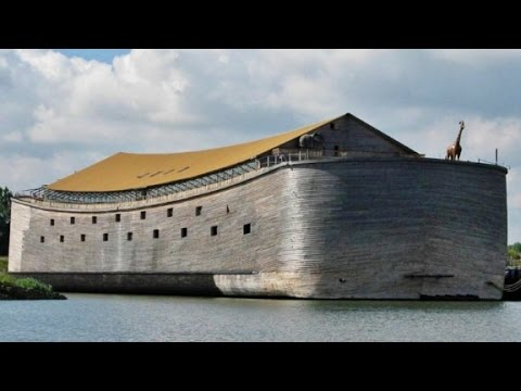 Will this ark really cross the Atlantic?