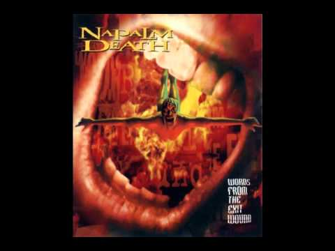 Napalm Death - Cleanse Impure