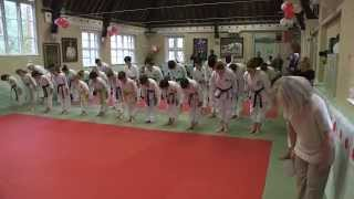 The Budokwai Celebrates 50 years of the Japan Karate Association in England