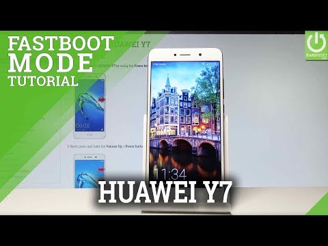 How to Open / Exit Fastboot & Rescue Mode on HUAWEI Y7 |HardReset.info