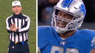 20 of the ABSOLUTE WORST Officiating Calls From the 2019 NFL Season SO FAR