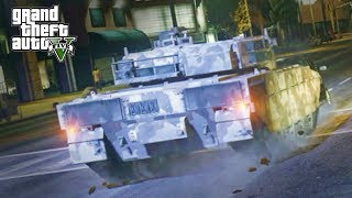 GTA 5 LSPDFR #340 - Tank In the Streets