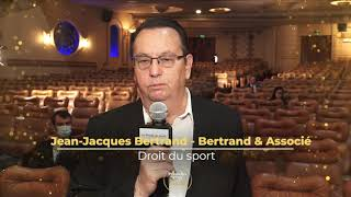 Palmarès du Droit 2021 - Bertrand et Associé - Droit du sport