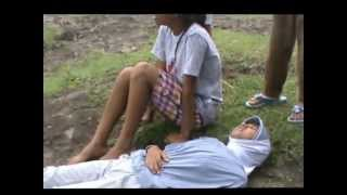 Simulasi Tanggap Darurat Bencana Desa Cingkrong