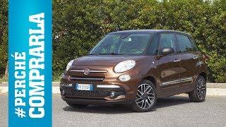 Fiat 500L (2017) | Perché comprarla… e perché no