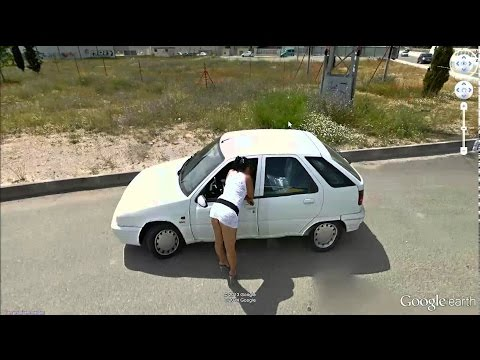 10 Crimes Caught On Google Earth