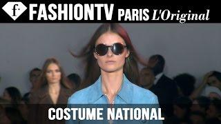 Costume National Spring/Summer 2015 | Milan Fashion Week MFW | FashionTV