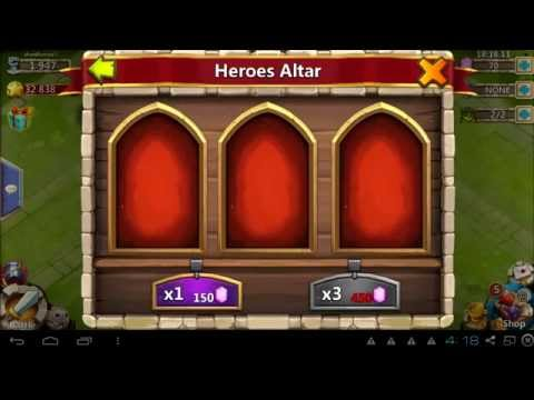 how to get Pumpkin Duke in Castle clash