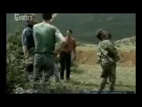 Kukes 1999 Albania Bombardimet