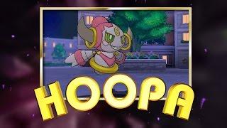 Meet the Mythical Pokémon Hoopa in Pokémon Omega Ruby and Alpha Sapphire!