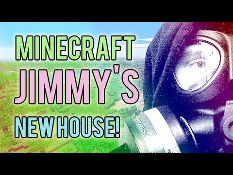 Minecraft - Lui's Sexy Town: Jimmy's New House!