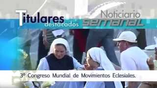 Noticiario semanal: 20 - 26 julio 2014