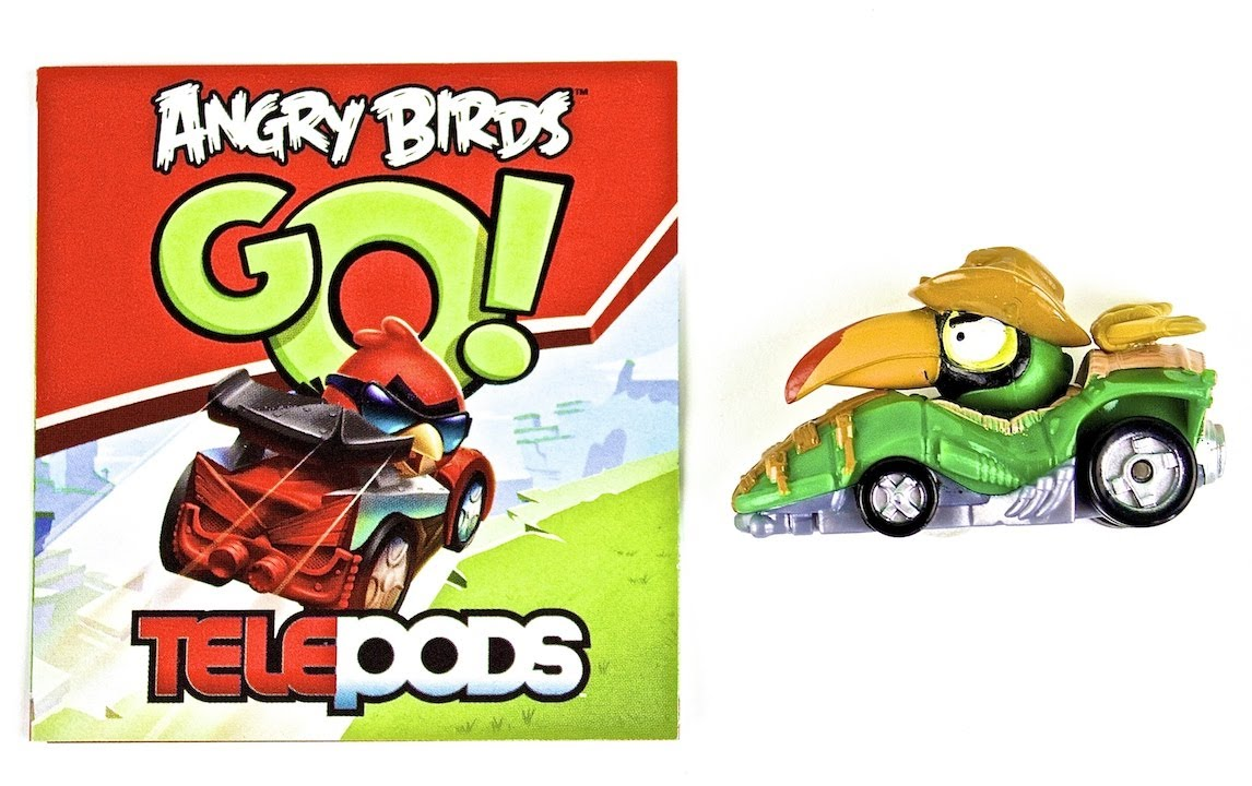 Bird Bomb Launcher Angry Birds go Dual Launcher