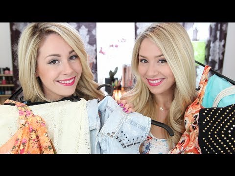 Affordable Spring Fashion HAUL Video Download