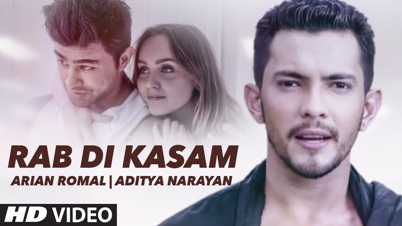 RAB DI KASAM Video Song  | Arian Romal, Aditya Narayan | Latest Song 2016 | T-Series