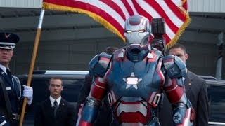 Iron Man 3 Trailer – The Official Marvel Trailer in HD