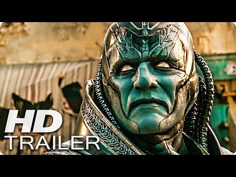 X-MEN: APOCALYPSE Trailer 3 German Deutsch (2016)