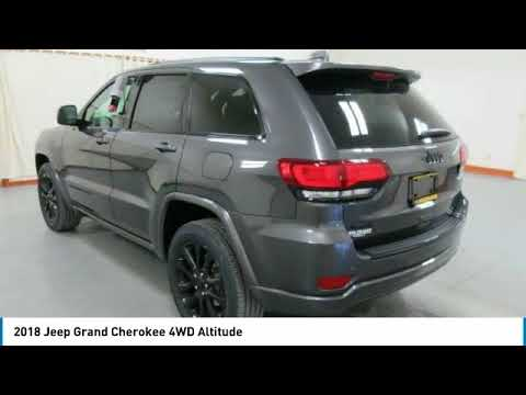 2018 Jeep Grand Cherokee Holzhauer Auto and Motorsports Group JC124439