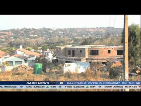 Zimbabwe's economic slowdown appears to have burst the property bubble