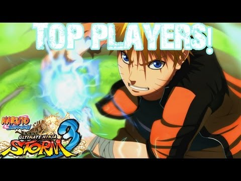 ★Naruto Storm 3: My top players list ☆