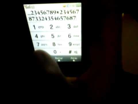 Saria's Song On Cellphone video