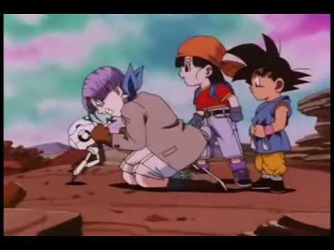 Misc Computer Games - Dragon Ball Z - Dan Dan Kokoro Hikareteku