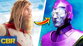 Avengers Endgame Might Have Introduced Kang The Conqueror To The MCU