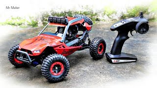 AMAZING HIGH SPEED RC BUGGY - SPEED 45 km/h