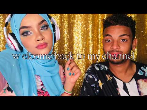 Somali challenge funny song me and my brother daadir ahmedey by Maryan ahmedey thumbnail