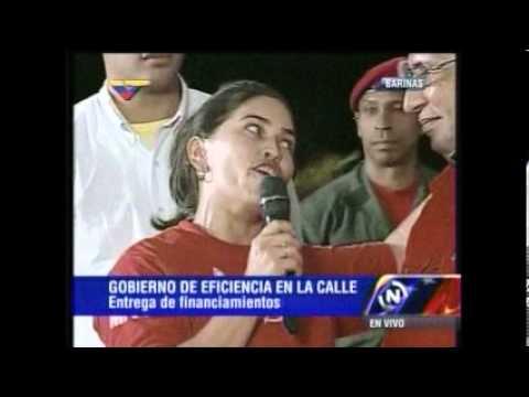 chavista acusa a adan chavez frente a Maduro