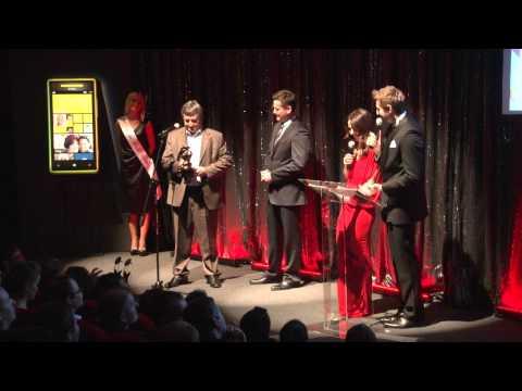 "Prestigio RoadRunner 700X - nagroda ""Złoty Bell 2012"""